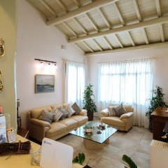 Отель Aegean Blue Villa интерьер отеля