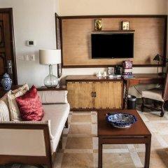 Отель Secrets Puerto Los Cabos Golf & Spa Resort комната для гостей фото 5