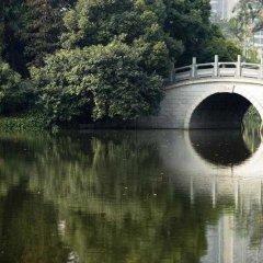 Отель The Westin Guangzhou Гуанчжоу приотельная территория