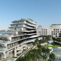 Отель W Dubai The Palm Дубай балкон