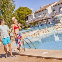 Отель Seaclub Mediterranean Resort пляж