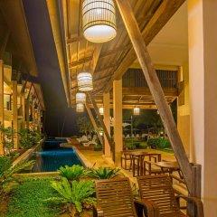 Отель Lanta Pura Beach Resort интерьер отеля фото 2