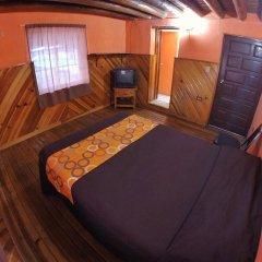 Отель Posada St Cruz Creel Мексика, Креэль - отзывы, цены и фото номеров - забронировать отель Posada St Cruz Creel онлайн комната для гостей