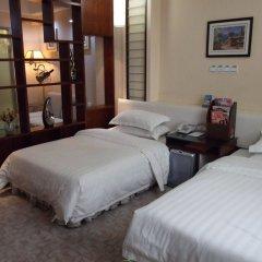 Отель Shenzhen Zhulin Hotel Китай, Шэньчжэнь - отзывы, цены и фото номеров - забронировать отель Shenzhen Zhulin Hotel онлайн комната для гостей фото 2