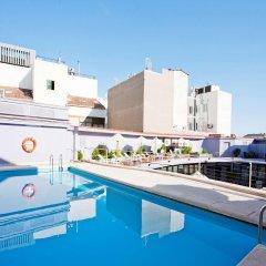 Отель NH Sanvy Испания, Мадрид - отзывы, цены и фото номеров - забронировать отель NH Sanvy онлайн бассейн фото 2