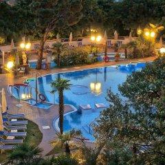 Отель Terme Augustus Италия, Монтегротто-Терме - отзывы, цены и фото номеров - забронировать отель Terme Augustus онлайн бассейн