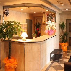 Hotel Livemax Tokyo Kiba интерьер отеля