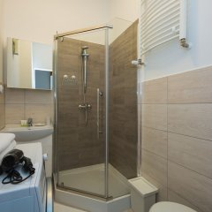 Отель ShortStayPoland Srodkowa B48 ванная