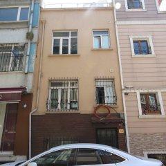 Отель Yildirim Residence парковка