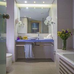Отель Novus City Hotel Греция, Афины - отзывы, цены и фото номеров - забронировать отель Novus City Hotel онлайн ванная фото 2