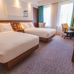 Отель Hampton By Hilton Amsterdam Centre East Амстердам комната для гостей фото 4