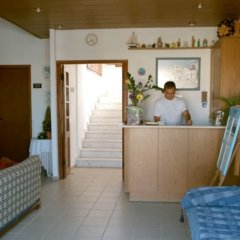 Апартаменты Kiriakos Apartments интерьер отеля