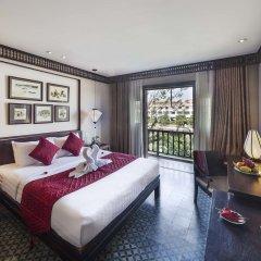 Little Hoian Boutique Hotel & Spa Хойан комната для гостей фото 3