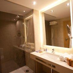 Отель M.A. Sevilla Congresos Испания, Севилья - 1 отзыв об отеле, цены и фото номеров - забронировать отель M.A. Sevilla Congresos онлайн ванная фото 2