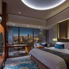 Shangri-La Hotel, Tianjin комната для гостей фото 3