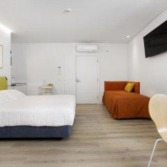 Отель Ascensor da Bica - Lisbon Serviced Apartments Португалия, Лиссабон - отзывы, цены и фото номеров - забронировать отель Ascensor da Bica - Lisbon Serviced Apartments онлайн комната для гостей фото 2
