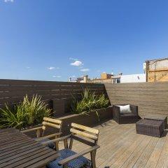 Отель BirdHouse Испания, Барселона - отзывы, цены и фото номеров - забронировать отель BirdHouse онлайн балкон