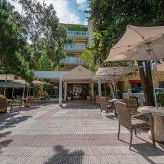 Отель Hostal Gallet Испания, Курорт Росес - отзывы, цены и фото номеров - забронировать отель Hostal Gallet онлайн питание фото 2