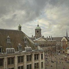 Отель TwentySeven Нидерланды, Амстердам - отзывы, цены и фото номеров - забронировать отель TwentySeven онлайн балкон