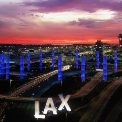 Отель The Westin Los Angeles Airport пляж
