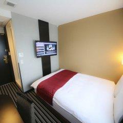 Отель APA Hotel Higashi-Nihombashi-Ekimae Япония, Токио - отзывы, цены и фото номеров - забронировать отель APA Hotel Higashi-Nihombashi-Ekimae онлайн комната для гостей фото 4