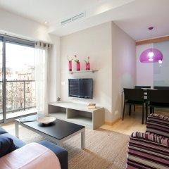Отель Lugaris Rambla Барселона комната для гостей фото 4