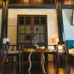 Отель An Bang Stilt House Хойан гостиничный бар