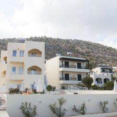 Отель Anastasia Hotel Греция, Малия - отзывы, цены и фото номеров - забронировать отель Anastasia Hotel онлайн балкон