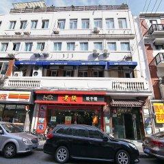 Отель The Phoenix Hostel Shanghai Китай, Шанхай - отзывы, цены и фото номеров - забронировать отель The Phoenix Hostel Shanghai онлайн вид на фасад