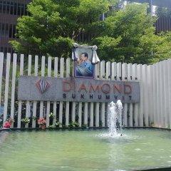 Отель Siam Diamond Resident Бангкок с домашними животными