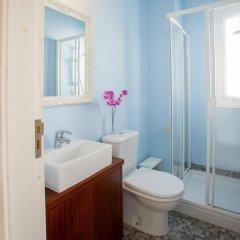 Отель Protaras Seashore Villas Кипр, Протарас - отзывы, цены и фото номеров - забронировать отель Protaras Seashore Villas онлайн ванная фото 2