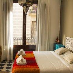 Отель Brun Barcelona Bed and Breakfast Испания, Барселона - отзывы, цены и фото номеров - забронировать отель Brun Barcelona Bed and Breakfast онлайн комната для гостей