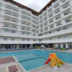 Отель Jomtien Thani Hotel Таиланд, Паттайя - 3 отзыва об отеле, цены и фото номеров - забронировать отель Jomtien Thani Hotel онлайн спортивное сооружение