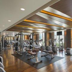 Siam Kempinski Hotel Bangkok фитнесс-зал