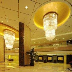 Hotel Equatorial Shanghai интерьер отеля