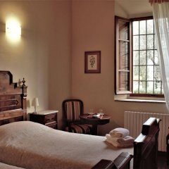 Отель Relais Castelbigozzi Строве спа