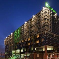 Отель Holiday Inn Belgrade, an IHG Hotel Сербия, Белград - отзывы, цены и фото номеров - забронировать отель Holiday Inn Belgrade, an IHG Hotel онлайн вид на фасад