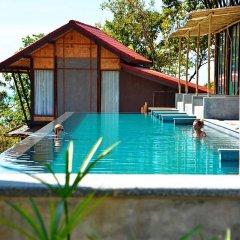 Отель Alama Sea Village Resort Ланта бассейн