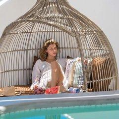 Отель Marvarit Suites Греция, Остров Санторини - отзывы, цены и фото номеров - забронировать отель Marvarit Suites онлайн бассейн