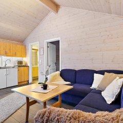 Отель Tromsø Camping комната для гостей