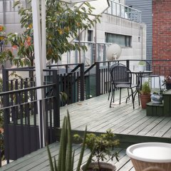 Nanu Guesthouse KPOP - Hostel балкон