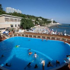 Экипаж Отель Сочи бассейн фото 3