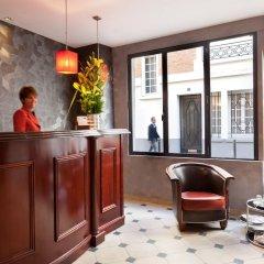 Отель Eiffel Rive Gauche интерьер отеля