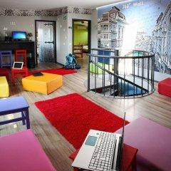 Отель Hostel Bed & Coffee 360° Сербия, Белград - 2 отзыва об отеле, цены и фото номеров - забронировать отель Hostel Bed & Coffee 360° онлайн комната для гостей фото 2