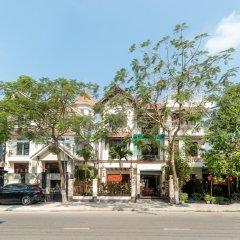 Отель Kim's Villa Hoi An парковка