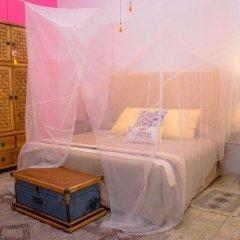 Отель Casona Tlaquepaque Temazcal y Spa комната для гостей