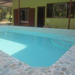 Отель Golden Palms Retreat Фиджи, Вити-Леву - отзывы, цены и фото номеров - забронировать отель Golden Palms Retreat онлайн бассейн