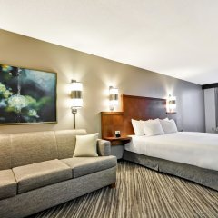 Отель Hyatt Place Minneapolis Airport-South США, Блумингтон - отзывы, цены и фото номеров - забронировать отель Hyatt Place Minneapolis Airport-South онлайн комната для гостей фото 4