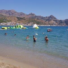 Отель B&B Mimosa Джардини Наксос пляж