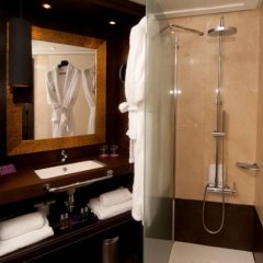 Отель Only YOU Hotel Valencia Испания, Валенсия - 1 отзыв об отеле, цены и фото номеров - забронировать отель Only YOU Hotel Valencia онлайн ванная